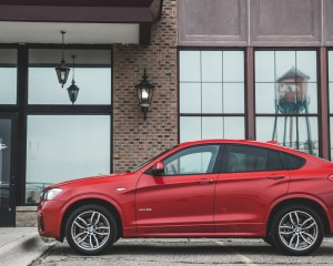 2015 BMW X4 xDrive28i Exterior Side