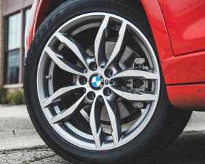 2015 BMW X4 xDrive28i Exterior Wheel