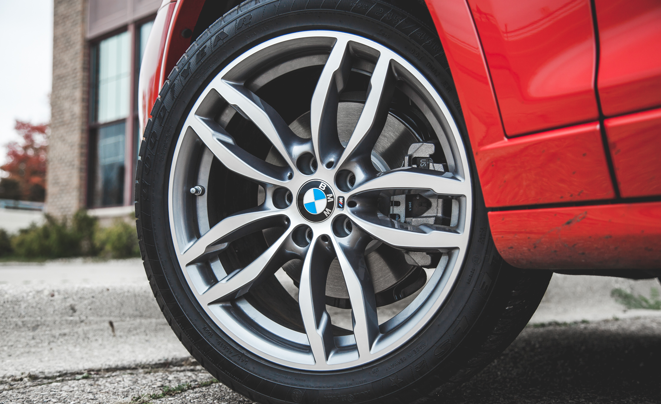 2015 BMW X4 xDrive28i Exterior Wheel