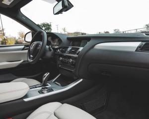 2015 BMW X4 xDrive28i Interior Dashboard