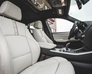 2015 BMW X4 xDrive28i Interior Front Passenger Seat