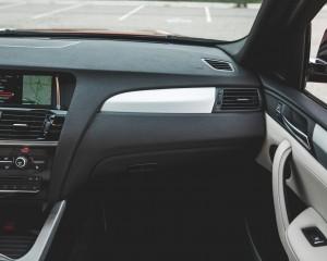 2015 BMW X4 xDrive28i Interior Passenger Dash