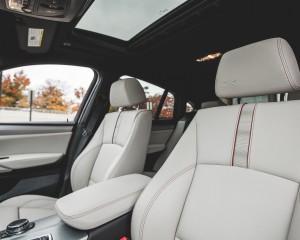 2015 BMW X4 xDrive28i Interior Seats Front