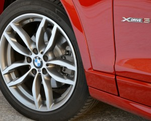 2015 BMW X4 xDrive35i Exterior Wheel