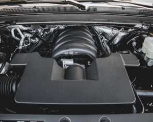 2015 Chevrolet Suburban LTZ 5.3-Liter V-8 Engine