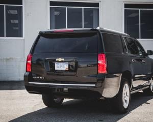 2015 Chevrolet Suburban LTZ Exterior Body Rear