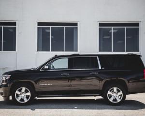 2015 Chevrolet Suburban LTZ Exterior Body Side