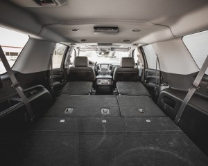 2015 Chevrolet Suburban LTZ Interior Cargo