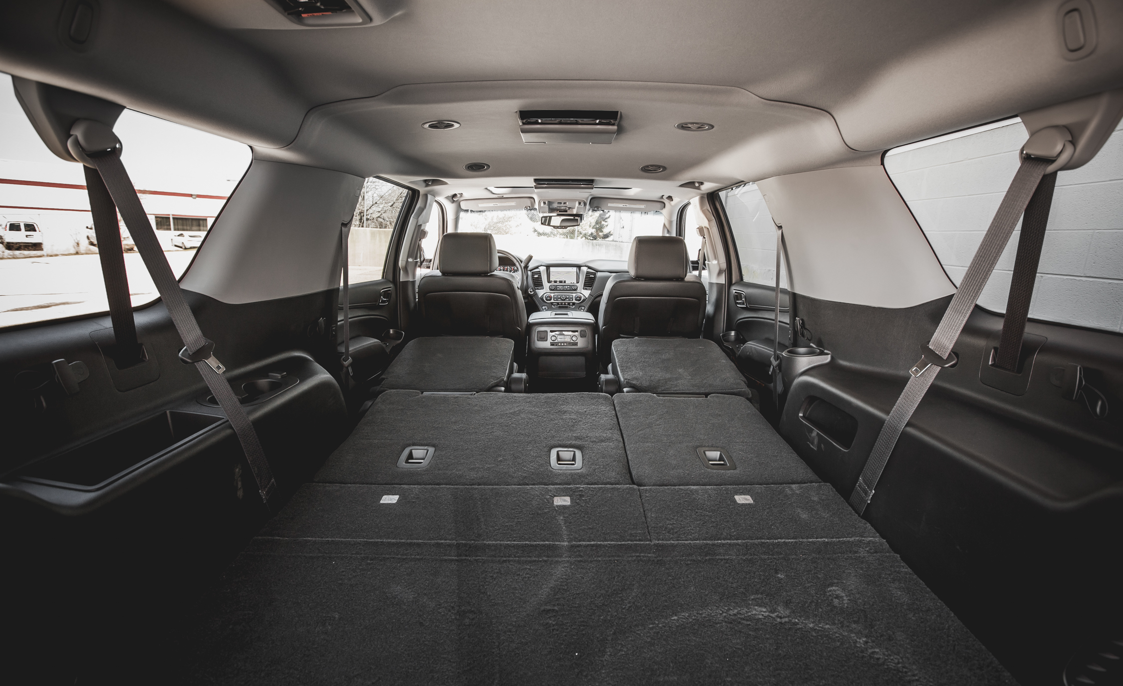 2015 Chevrolet Suburban Ltz Interior Cargo 8840 Cars Performance Reviews And Test Drive
