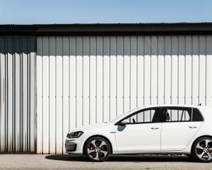 2015 Volkswagen GTI Exterior Side