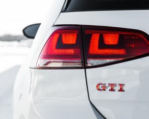 2015 Volkswagen GTI Exterior Taillight