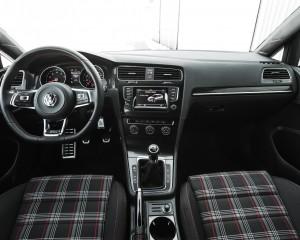 2015 Volkswagen GTI Interior