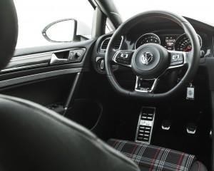 2015 Volkswagen GTI Interior Cockpit