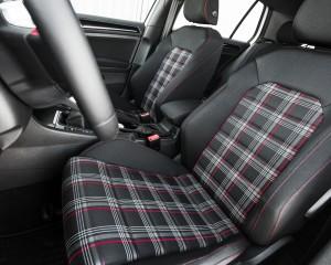 2015 Volkswagen GTI Interior Cockpit Seat