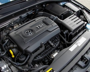 2015 Volkswagen Golf 1.8T TSI Turbocharged 1.8-Liter Inline-4 Engine