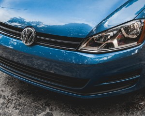 2015 Volkswagen Golf TSI Exterior Grille and Bumper