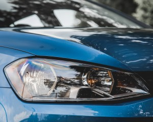 2015 Volkswagen Golf TSI Exterior Headlight