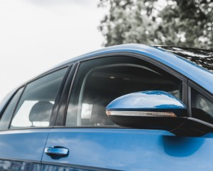 2015 Volkswagen Golf TSI Exterior Side Mirror