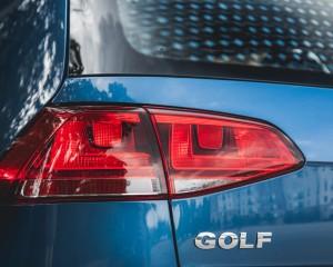 2015 Volkswagen Golf TSI Exterior Taillight