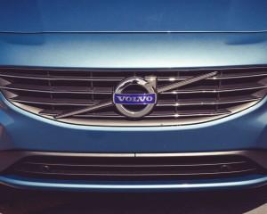 2015 Volvo V60 Exterior Grille