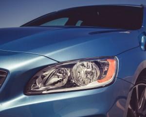 2015 Volvo V60 Exterior Headlight
