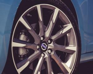 2015 Volvo V60 Exterior Wheel