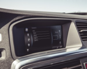2015 Volvo V60 Interior Center Head Unit