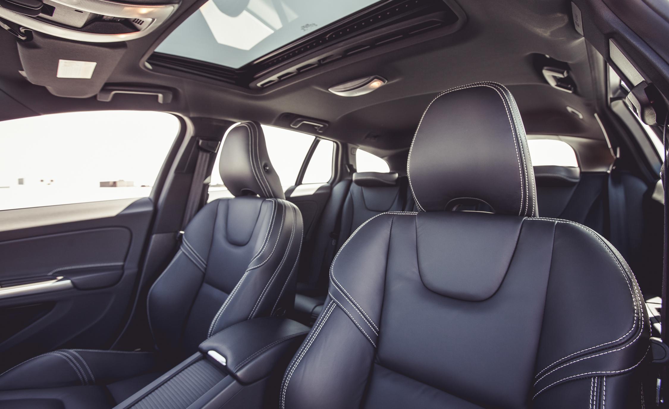 2015 Volvo V60 Interior Passenger Seats Front