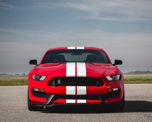 2016 Ford Mustang Shelby GT350 Exterior Front View
