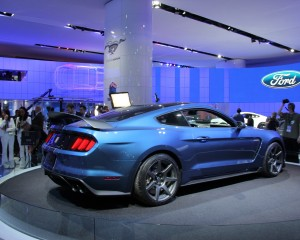 2016 Ford Mustang Shelby GT350R Design