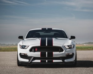 2016 Ford Mustang Shelby GT350R Exterior Front View