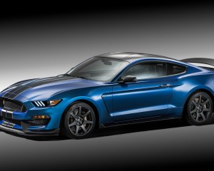 2016 Ford Mustang Shelby GT350R Exterior Profile