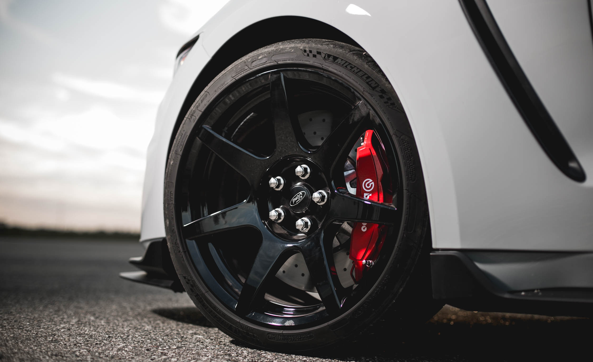 2016 Ford Mustang Shelby GT350R Exterior Wheel #7860 ...