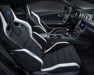2016 Ford Mustang Shelby GT350R Front Interior