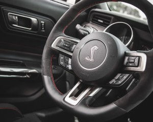 2016 Ford Mustang Shelby GT350R Interior Steering