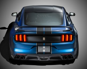 2016 Ford Mustang Shelby GT350R Rear Exterior