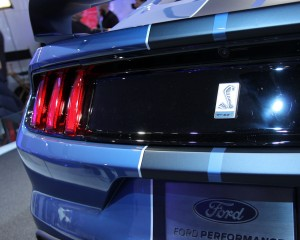 2016 Ford Mustang Shelby GT350R Rear Lamp