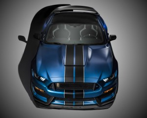 2016 Ford Mustang Shelby GT350R Top Photo