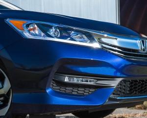 2016 Honda Accord EX Exterior Bumper