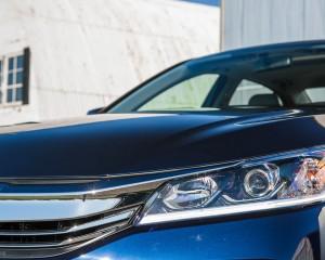2016 Honda Accord EX Exterior Headlight
