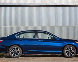 2016 Honda Accord EX Exterior Side