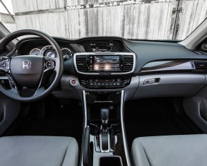 2016 Honda Accord EX Interior