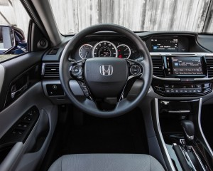 2016 Honda Accord EX Interior Cockpit