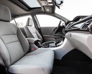 2016 Honda Accord EX Interior Front Passenger Seat