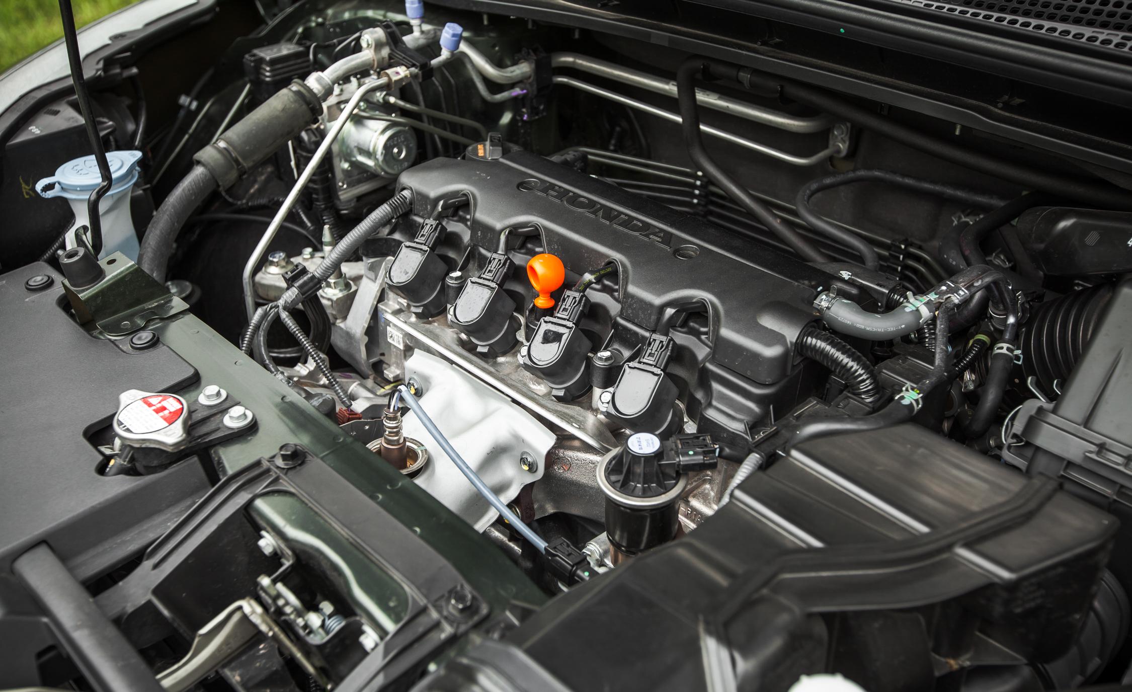 2016 Honda HR-V 1.8-Liter Inline-4 Engine