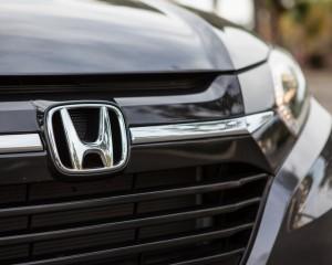 2016 Honda HR-V EX-L AWD Exterior Grille and Badge