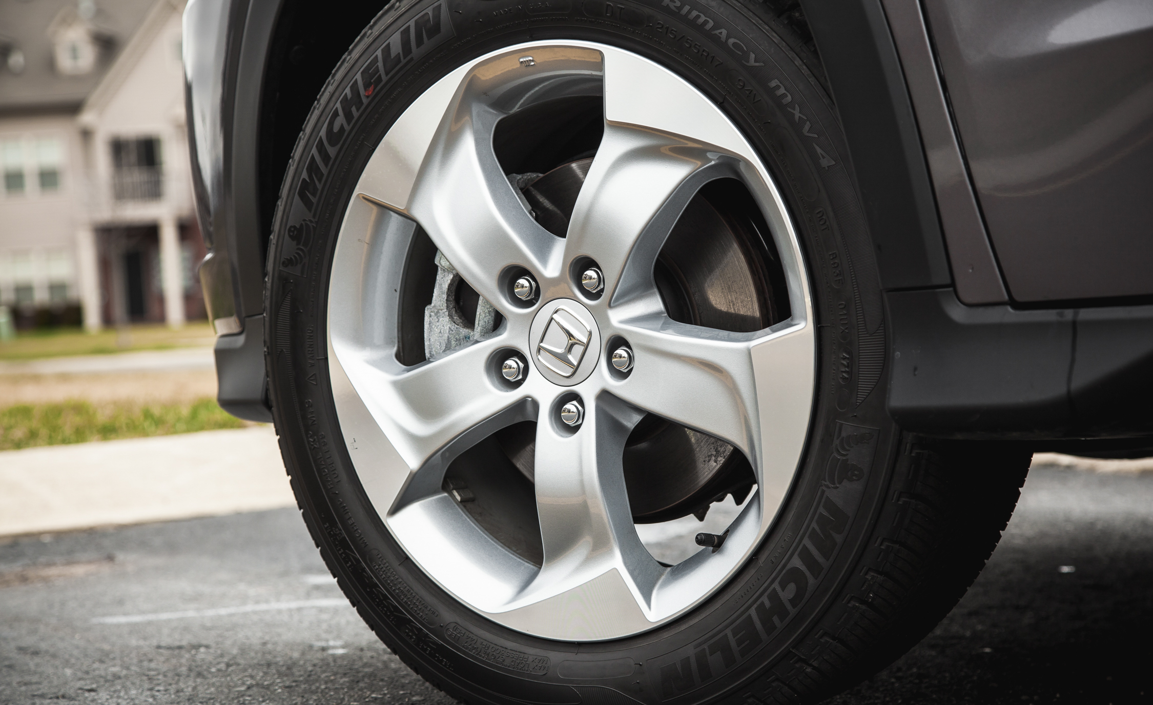 2016 Honda HR-V Exterior Wheel