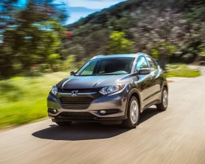 2016 Honda HR-V Test Drive
