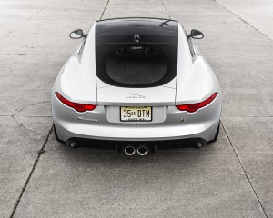 2016 Jaguar F-Type S Exterior Rear