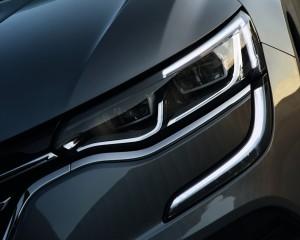 2016 Renault Talisman Headlamp Details